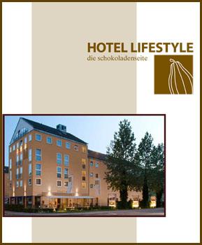 Landshut - Hotel lifestyle Broschüre