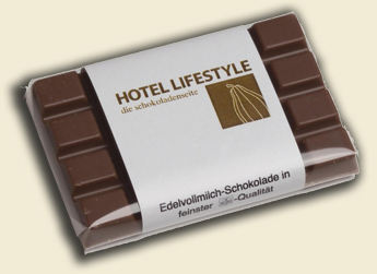 Hotel lifestyle the chocolate side