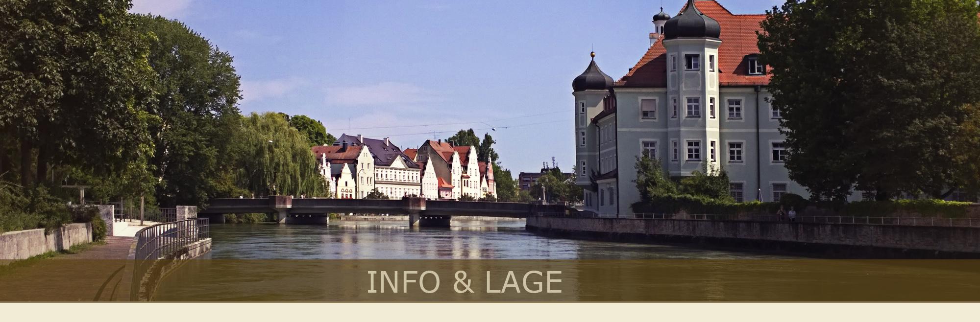 Landshut - Hotel Lifestyle Info und Lage